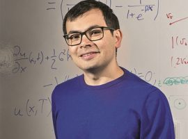 Old Elizabethan Demis Hassabis made CBE in 2018 New Year Honours