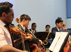 And the winner is…Inter-House Music competition makes welcome return