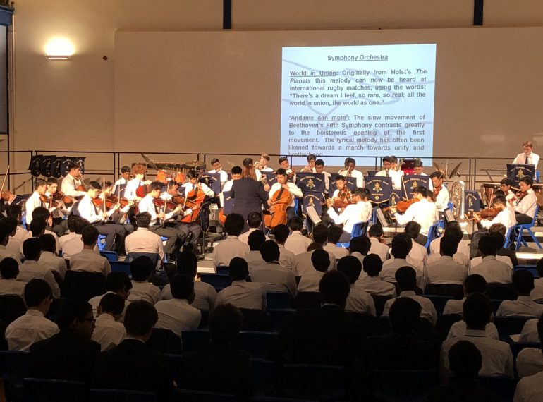 Brotherhood and Beethoven: concert to remember Martin Luther King