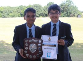Maths Fair comes full circle as Broughton emerge to claim Scarisbrick Shield