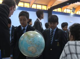 From wildlife photography to 'History Raiders', QE's youngest pupils find out about opportunities beyond the classroom