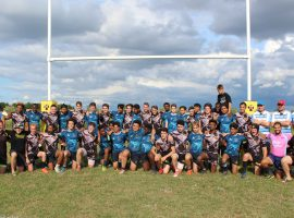 Transatlantic tour strengthens QE rugby back home