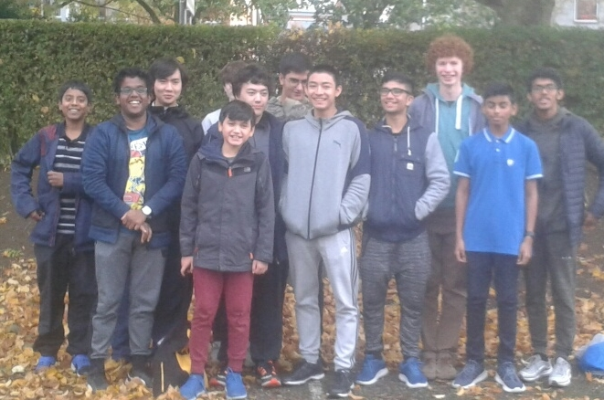 Bright stars of the future emerge as QE chess team shines at prestigious tournament