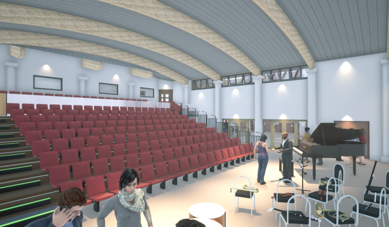 New QE Music School to go ahead after Government approves funding