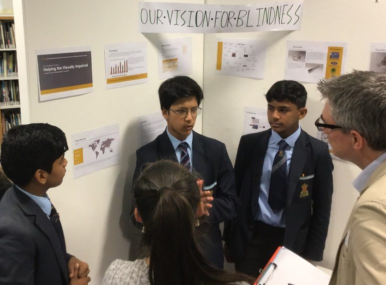 Birmingham bound! Trio dazzle judges to win place in national finals of Technology competition