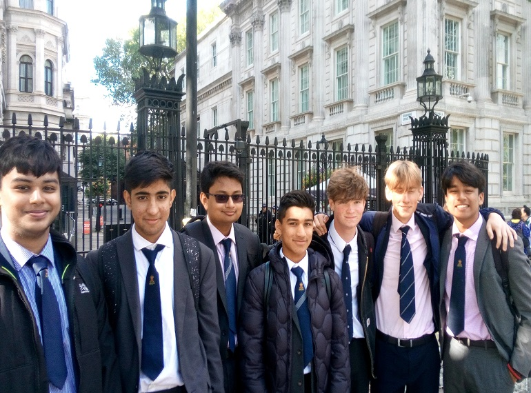 Centre of attention: visiting the Mother of Parliaments in our 'turbulent times'