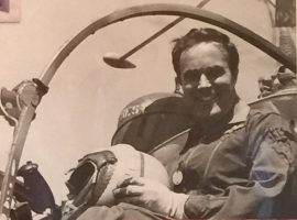 Helicopter hero: Old Elizabethan's medal-winning bravery in the Troubles revealed