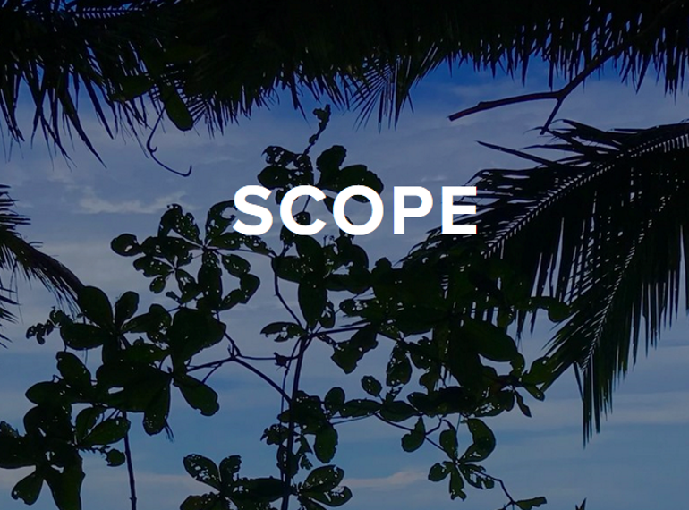 Scope…for free-thinking scholarship at QE