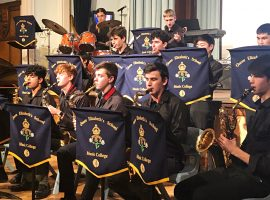 Toe-tapping numbers at the Jazz Evening