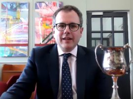 """Brilliant Elizabethans"": Headmaster bids farewell to 2019–2020"