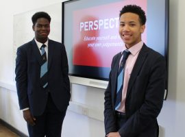 Challenging stereotypes, changing mindsets: Black History Month at QE