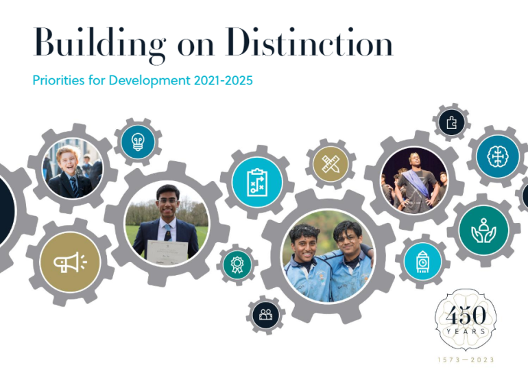 Building on Distinction: QE sets out priorities for the next four years in new plan